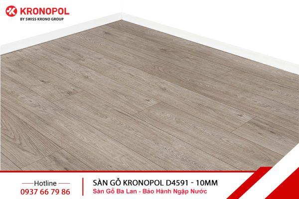 Sàn gỗ Kronopol Cốt Xanh D4591 - 10mm