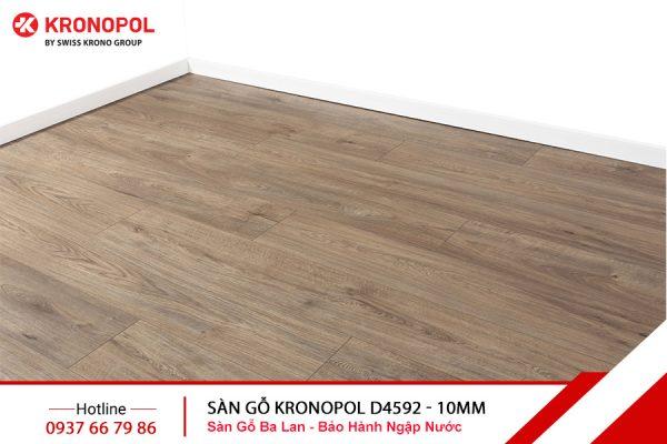 Sàn Gỗ Kronopol D4592 10MM - Sàn Gỗ Cao Cấp Cho Biệt Thự
