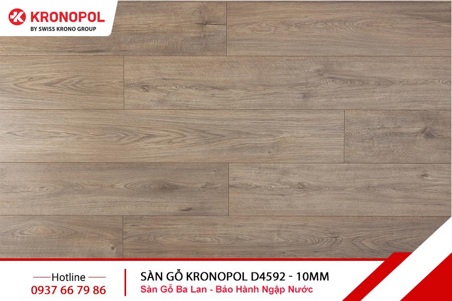 Sàn gỗ Kronopol Cốt Xanh D4592 - 10mm