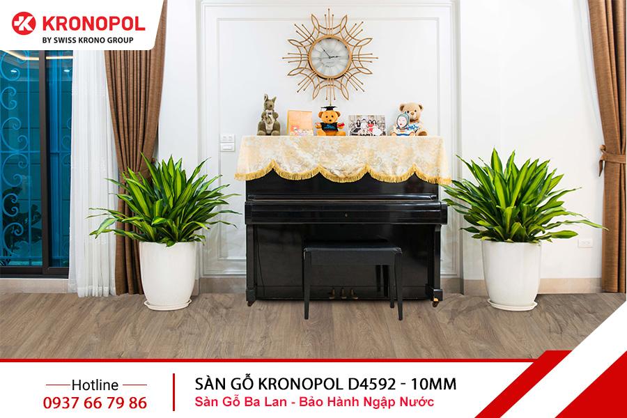 Sàn Gỗ Kronopol D4592 10MM
