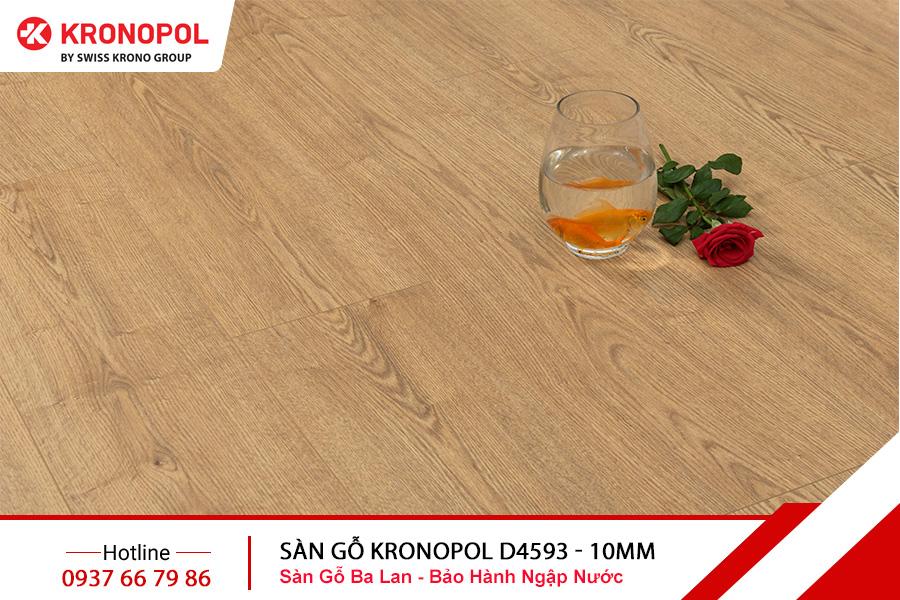 Sàn gỗ Kronopol Cốt Xanh D4593 - 10mm