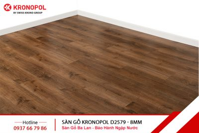 Sàn gỗ Kronopol Cốt Xanh D2579 - 8mm