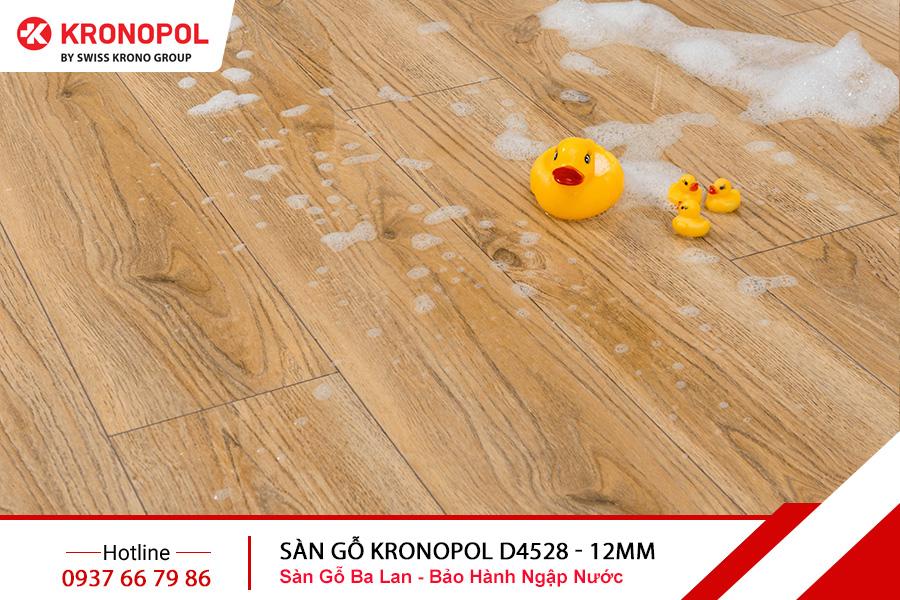 Sàn gỗ Kronopol Cốt Xanh D4528 - 12mm