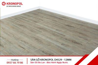 Sàn gỗ Kronopol Cốt Xanh D4529 - 12mm
