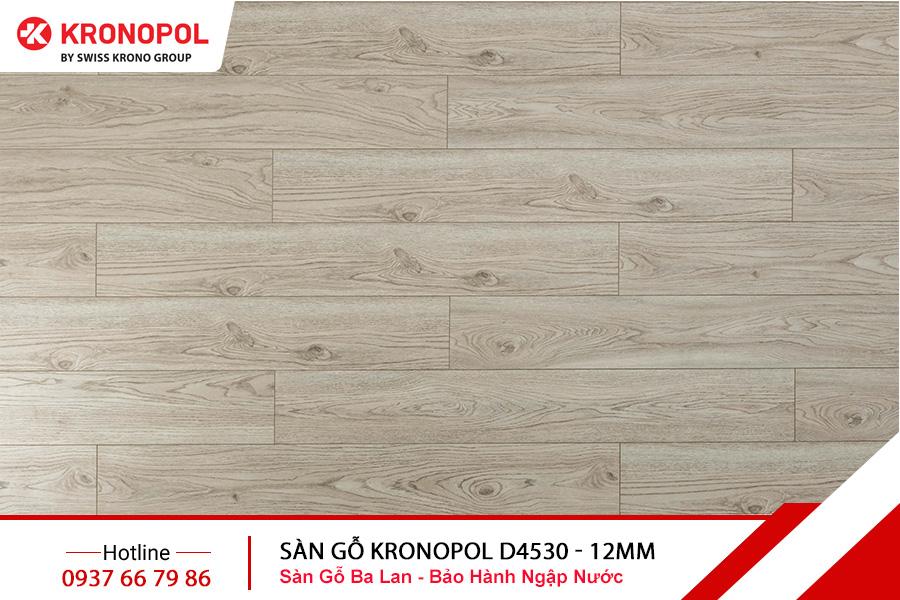 Sàn gỗ Kronopol Cốt Xanh D4530 - 12mm