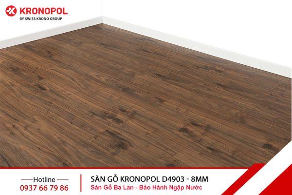 Sàn gỗ Kronopol Cốt Xanh D4903 - 8mm
