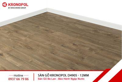 Sàn gỗ Kronopol D4905 12mm