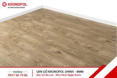 Sàn gỗ Kronopol Cốt Xanh D4905 8mm - Sàn Gỗ Chịu Nước