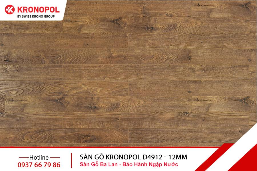 Sàn gỗ Kronopol D4912 12mm