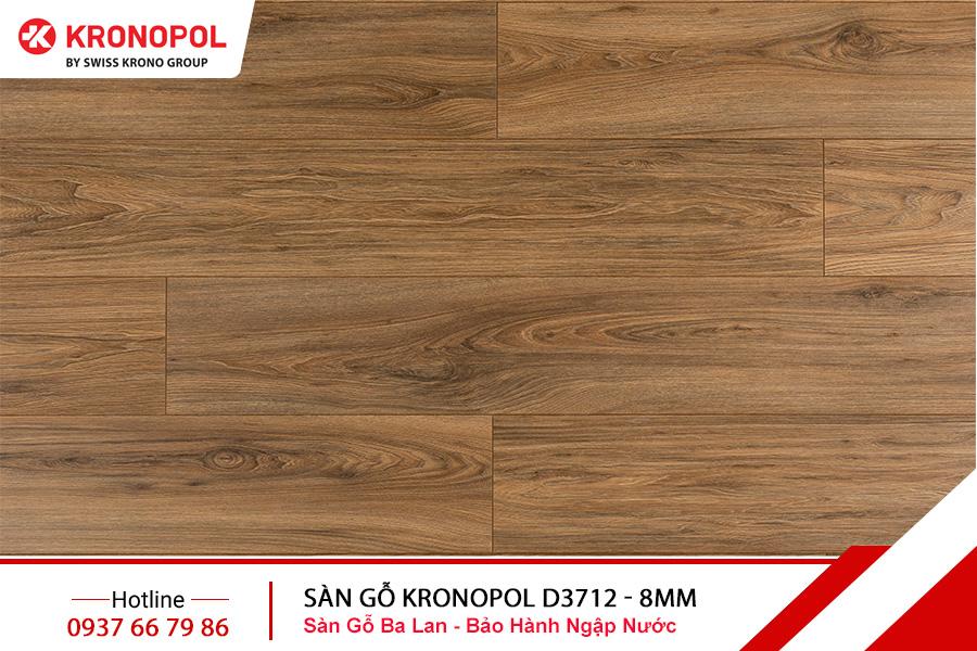 Sàn gỗ Kronopol D3712 - 8mm