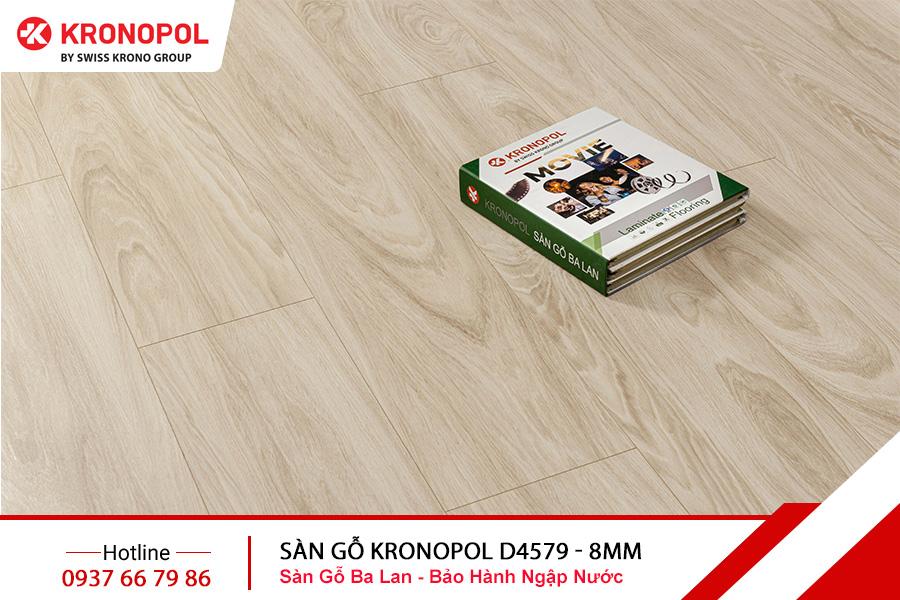 Sàn Gỗ Kronopol cốt xanh D4579 8mm