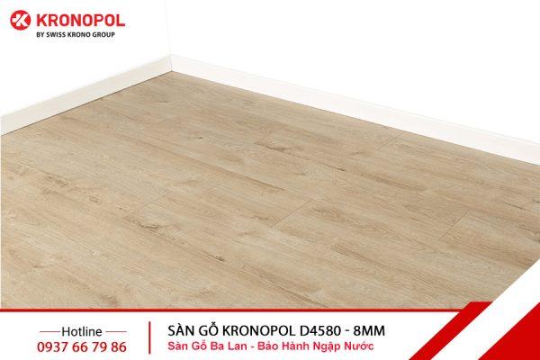 Sàn Gỗ Kronopol cốt xanh D4580 8mm