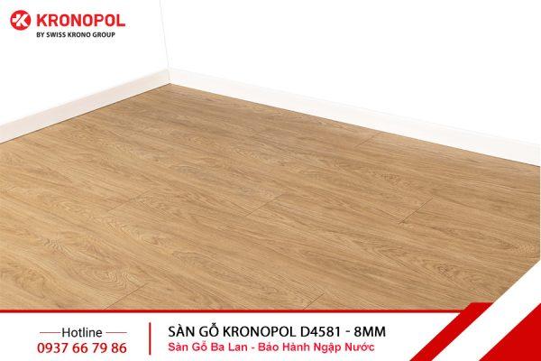 Sàn Gỗ Kronopol cốt xanh D4581 8mm