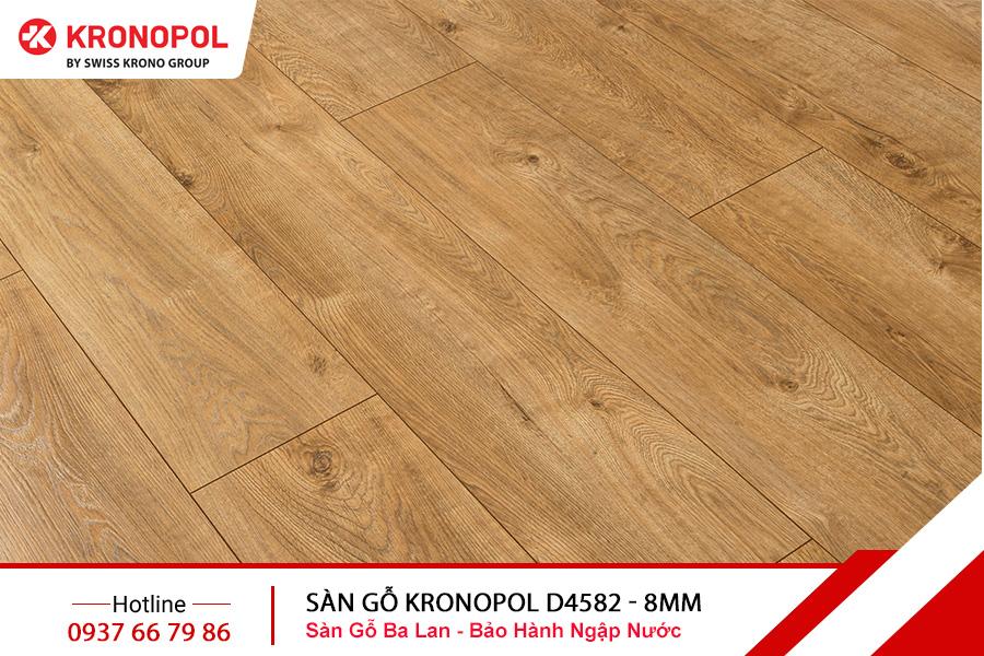 Sàn Gỗ Kronopol cốt xanh D4582 8mm