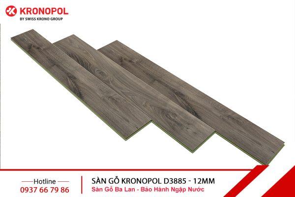 Sàn Gỗ Kronopol D3885 12mm