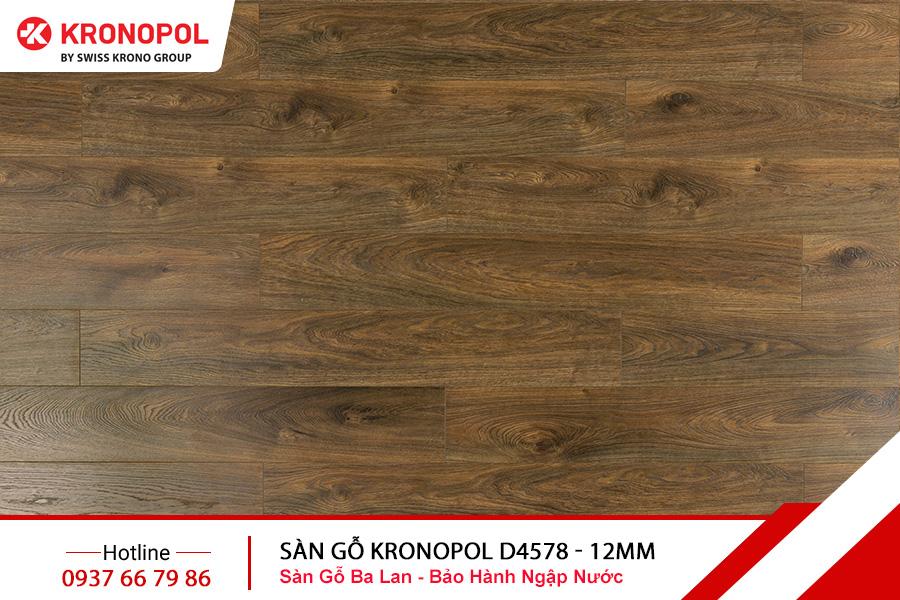 Sàn Gỗ Kronopol D4578 12mm