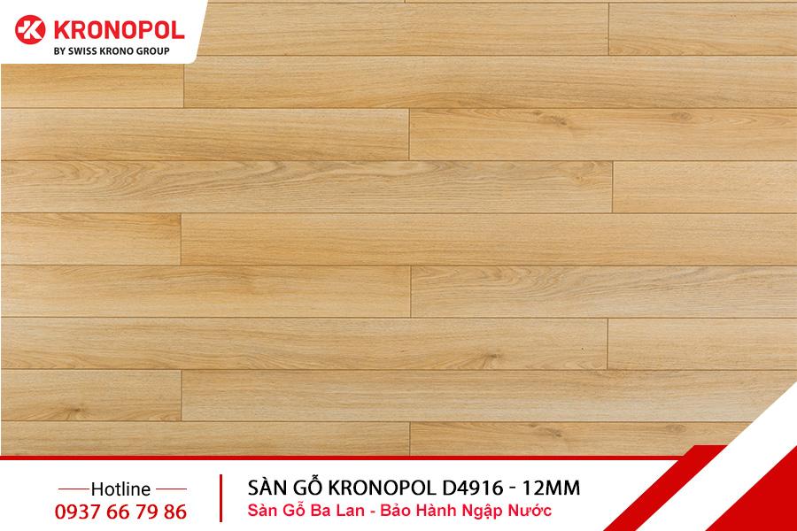 Sàn gỗ Kronopol D4916 12mm